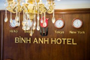 Binh Anh Hotel Hanoi, Hotely  Hanoj - big - 11