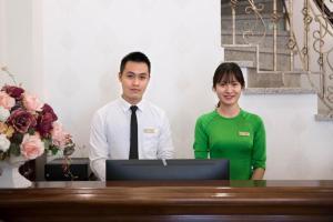 Binh Anh Hotel Hanoi, Szállodák  Hanoi - big - 18