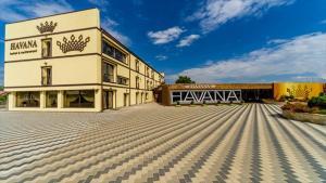 Hotel Complex Havana, Szállodák  Aknavásár - big - 10