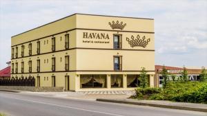 Hotel Complex Havana, Hotely  Tîrgu Ocna - big - 16