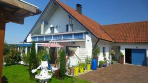 Ferienwohnung Zur Idylle - Balzhausen