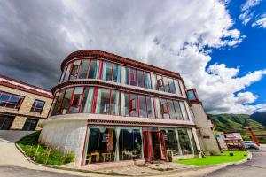 Lhasa 21 Boutique Hotel, Privatzimmer  Lhasa - big - 32