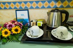 Hotel Centro Congressi Polo Nautico, Szállodák  Salerno - big - 28