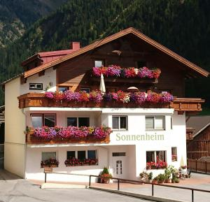 Pension Sonnenheim - Accommodation - Sölden