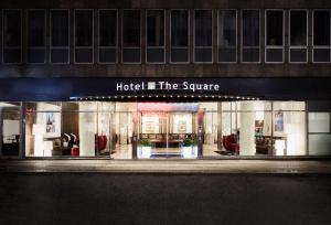 The Square, Отели  Копенгаген - big - 1