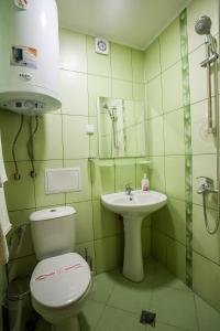 Panorama Top Floor Rooms in Hotel Tundzha, Гостевые дома  Ямбол - big - 34