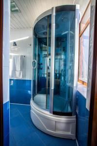 Panorama Top Floor Rooms in Hotel Tundzha, Гостевые дома  Ямбол - big - 55