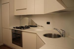 BB Hotels Aparthotel Navigli, Apartmánové hotely  Miláno - big - 116