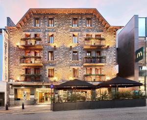 De L'Isard, Andorre-la-Vieille