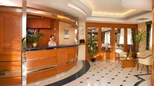 Hotel Kálvária Superior, Отели  Дьёр - big - 25