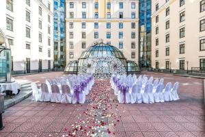 Moscow Marriott Grand Hotel, Hotely  Moskva - big - 37