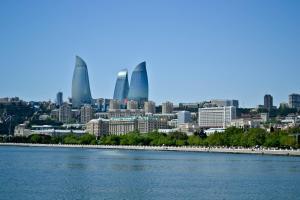 Apartment Bilal, Apartmanok  Baku - big - 16