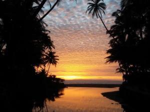 Krishna Paradise Beach Resort, Campeggi di lusso  Cola - big - 64
