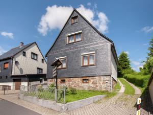 Haus Ruth, Nyaralók  Neustadt am Rennsteig - big - 3