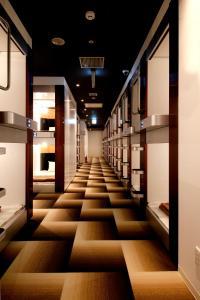 Hotel M Matsumoto, Отели эконом-класса  Мацумото - big - 56