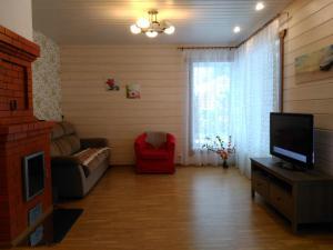 Гостевой дом Котиранта 2, Загородные дома  Кончезеро - big - 39