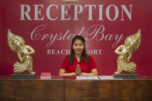 Crystal Bay Beach Resort, Rezorty  Lamai - big - 58