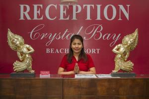 Crystal Bay Beach Resort, Resort  Lamai - big - 118