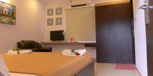 Hotel Metro, Hostince  Kumbakonam - big - 53