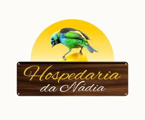 Hospedaria Da Nadia, Проживание в семье  Парати - big - 1