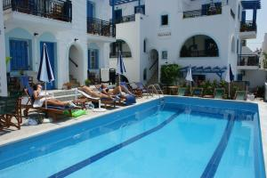 Pension Irene 2, Aparthotels  Naxos Chora - big - 1
