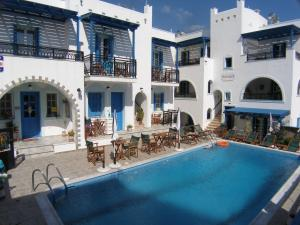 Pension Irene 2, Aparthotels  Naxos Chora - big - 104