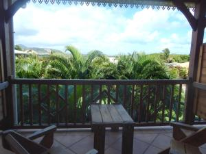 Double Room with Panoramic View Hotel Cap Macabou