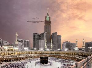 Makkah Clock Royal Tower, A Fa..