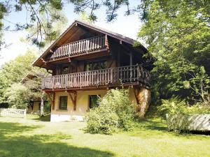 Location gîte, chambres d'hotes Quaint Chalet in La Bresse with Garden dans le département Vosges 88