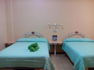 Hotel y Balneario Playa San Pablo, Отели  Монте-Гордо - big - 260