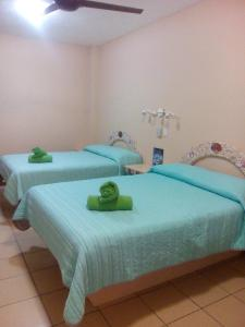 Hotel y Balneario Playa San Pablo, Отели  Монте-Гордо - big - 269