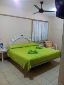 Hotel y Balneario Playa San Pablo, Отели  Монте-Гордо - big - 270