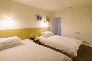 Motel Qinhuangdao Hebei Street Haiyang Road, Szállodák  Csinhuangtao - big - 14