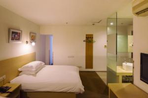 Motel Qinhuangdao Hebei Street Haiyang Road, Szállodák  Csinhuangtao - big - 18