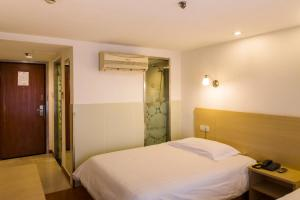 Motel Qinhuangdao Hebei Street Haiyang Road, Szállodák  Csinhuangtao - big - 19