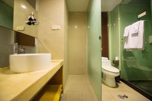 Motel Qinhuangdao Hebei Street Haiyang Road, Szállodák  Csinhuangtao - big - 4