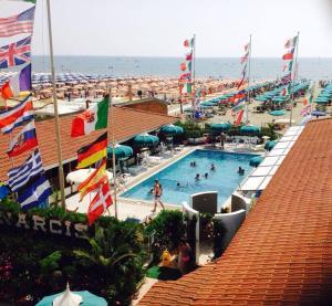 Hotel Internazionale, Hotely  Viareggio - big - 10