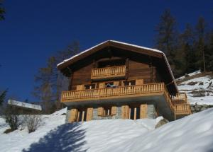 Chalet Grouse - Hotel - Ayer