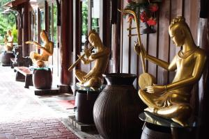 True Siam Phayathai Hotel, Hotely  Bangkok - big - 69