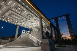 Hotel Cascade - Novospasskoye