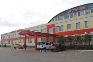 Hotel Rosa Vetrov - Galiyevka