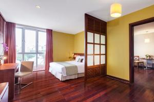 Somerset West Lake Hanoi, Apartments  Hanoi - big - 10