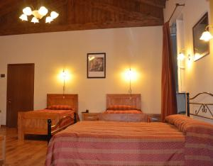 Hotel Julia, Hotely  Cassano d'Adda - big - 76