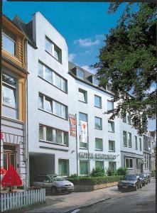 Hotel Lindenhof, Szállodák  Lübeck - big - 51