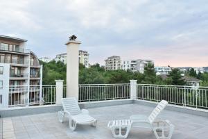 Solaris Apartments, Апартаменты  Святые Константин и Елена - big - 28