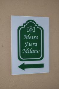 Affittacamere Metro Fiera - Новате-Миланезе