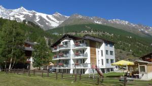 Haus Amici - Apartment - Saas-Grund
