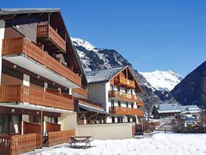 Champagny Ski Studio - Le Dahut - Hotel - Champagny en Vanoise