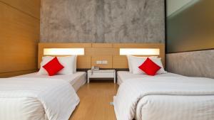 The Now Hotel, Hotely  Jomtien pláž - big - 4