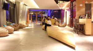 The Now Hotel, Hotely  Jomtien pláž - big - 19